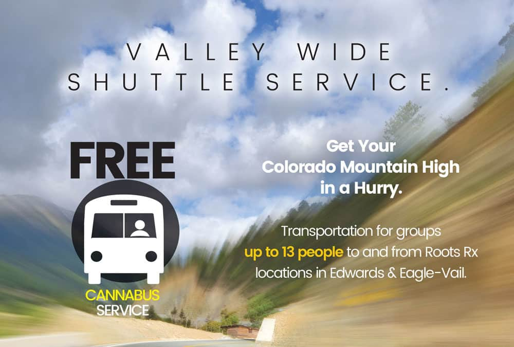 FREE Shuttle Service for Eagle-Vail/Edwards
